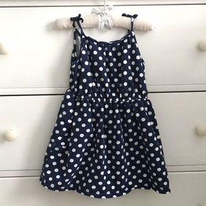 GENUINE KIDS FROM OSHGOSH NAVY DRESS 4T